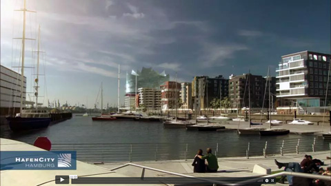 Filmproduktion Hamburg HafenCity Imagefilm
