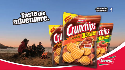 Werbefilm Hamburg Werbespot Crunchips Roasted