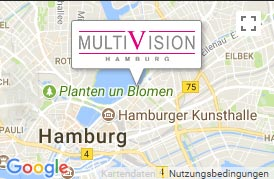 Filmproduktion Hamburg Route Planen