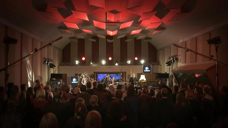 Filmproduktion Bremen Studiokonzert Selig